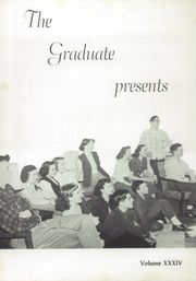 Page 6, 1951 Edition, Greenville High School - Trojan Yearbook (Greenville, PA) online yearbook collection