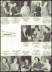 Page 16, 1954 Edition, Ford City High School - Trireme Yearbook (Ford City, PA) online yearbook collection