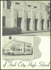 Page 7, 1954 Edition, Ford City High School - Trireme Yearbook (Ford City, PA) online yearbook collection