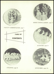 Page 9, 1954 Edition, Ford City High School - Trireme Yearbook (Ford City, PA) online yearbook collection