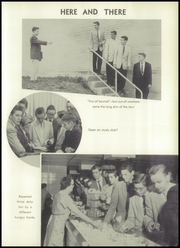 Page 19, 1957 Edition, St Matthews High School - Samascript Yearbook (Conshohocken, PA) online yearbook collection