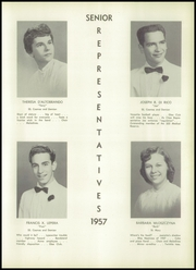 Page 23, 1957 Edition, St Matthews High School - Samascript Yearbook (Conshohocken, PA) online yearbook collection