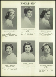 Page 24, 1957 Edition, St Matthews High School - Samascript Yearbook (Conshohocken, PA) online yearbook collection