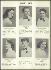 Page 25, 1957 Edition, St Matthews High School - Samascript Yearbook (Conshohocken, PA) online yearbook collection
