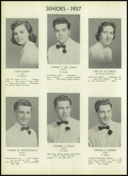 Page 26, 1957 Edition, St Matthews High School - Samascript Yearbook (Conshohocken, PA) online yearbook collection