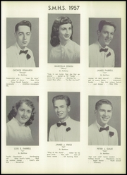 Page 27, 1957 Edition, St Matthews High School - Samascript Yearbook (Conshohocken, PA) online yearbook collection