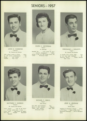 Page 28, 1957 Edition, St Matthews High School - Samascript Yearbook (Conshohocken, PA) online yearbook collection
