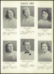 Page 29, 1957 Edition, St Matthews High School - Samascript Yearbook (Conshohocken, PA) online yearbook collection