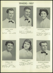 Page 32, 1957 Edition, St Matthews High School - Samascript Yearbook (Conshohocken, PA) online yearbook collection