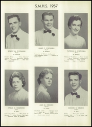 Page 33, 1957 Edition, St Matthews High School - Samascript Yearbook (Conshohocken, PA) online yearbook collection