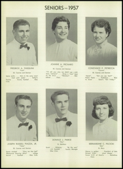 Page 34, 1957 Edition, St Matthews High School - Samascript Yearbook (Conshohocken, PA) online yearbook collection
