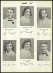 Page 35, 1957 Edition, St Matthews High School - Samascript Yearbook (Conshohocken, PA) online yearbook collection