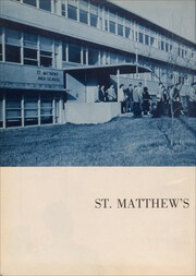 Page 6, 1959 Edition, St Matthews High School - Samascript Yearbook (Conshohocken, PA) online yearbook collection