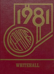 1981 Edition, Whitehall High School - Whitehall Yearbook (Whitehall, PA)