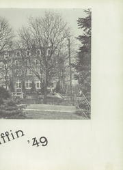 Page 7, 1949 Edition, Perkiomen School - Griffin Yearbook (Pennsburg, PA) online yearbook collection