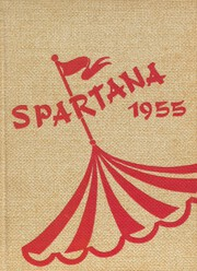 1955 Edition, Spartanburg High School - Spartana Yearbook (Spartanburg, SC)
