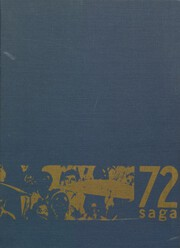1972 Edition, Spartanburg High School - Spartana Yearbook (Spartanburg, SC)