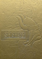 1984 Edition, Spartanburg High School - Spartana Yearbook (Spartanburg, SC)