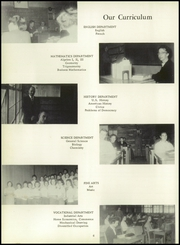 Page 10, 1960 Edition, Langley Bath Clearwater High School - Lions Tale Yearbook (Bath, SC) online yearbook collection