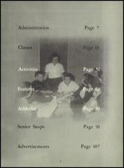 Page 9, 1960 Edition, Langley Bath Clearwater High School - Lions Tale Yearbook (Bath, SC) online yearbook collection