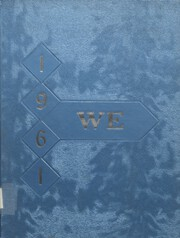 Ada High School - We Yearbook (Ada, OH) online yearbook collection, 1961 Edition, Cover