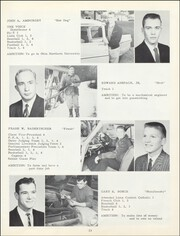 Page 17, 1961 Edition, Ada High School - We Yearbook (Ada, OH) online yearbook collection