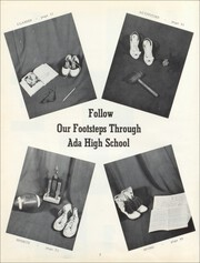 Page 6, 1961 Edition, Ada High School - We Yearbook (Ada, OH) online yearbook collection