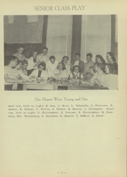 Andrew Jackson High School - Jacksonian Yearbook (South Bend, IN) online yearbook collection, 1948 Edition, Page 11 of 64