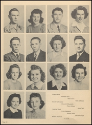 Antigo High School - Hi Light Yearbook (Antigo, WI) online yearbook collection, 1944 Edition, Page 16 of 34