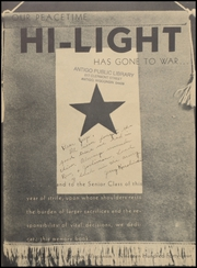 Antigo High School - Hi Light Yearbook (Antigo, WI) online yearbook collection, 1944 Edition, Page 5