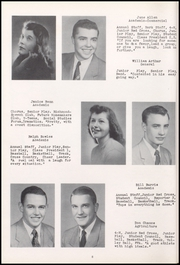 Page 12, 1954 Edition, Centerville Senior High School - Mortonian Yearbook (Centerville, IN) online yearbook collection