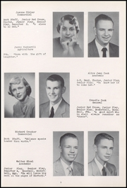 Page 13, 1954 Edition, Centerville Senior High School - Mortonian Yearbook (Centerville, IN) online yearbook collection