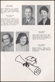 Page 17, 1954 Edition, Centerville Senior High School - Mortonian Yearbook (Centerville, IN) online yearbook collection