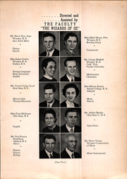 Creston High School - Annual Yearbook (Creston, OH) online yearbook collection, 1940 Edition, Page 5