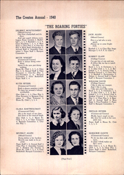 Creston High School - Annual Yearbook (Creston, OH) online yearbook collection, 1940 Edition, Page 6 of 44