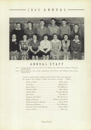 Creston High School - Annual Yearbook (Creston, OH) online yearbook collection, 1943 Edition, Page 13