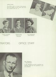 Fortuna Union High School - Megaphone Yearbook (Fortuna, CA) online yearbook collection, 1956 Edition, Page 11 of 112