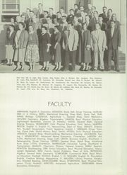 Fortuna Union High School - Megaphone Yearbook (Fortuna, CA) online yearbook collection, 1956 Edition, Page 12