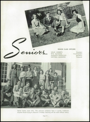 Gadsden High School - Crucible Yearbook (Gadsden, AL) online yearbook collection, 1943 Edition, Page 16