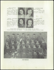 Greensburg High School - Green and Gold Yearbook (Greensburg, KY) online yearbook collection, 1946 Edition, Page 9