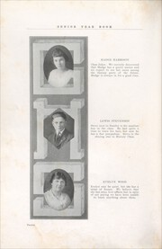 Page 14, 1919 Edition, Greenville High School - Trojan Yearbook (Greenville, PA) online yearbook collection