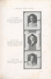Page 15, 1919 Edition, Greenville High School - Trojan Yearbook (Greenville, PA) online yearbook collection