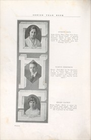 Page 16, 1919 Edition, Greenville High School - Trojan Yearbook (Greenville, PA) online yearbook collection