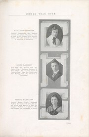 Page 17, 1919 Edition, Greenville High School - Trojan Yearbook (Greenville, PA) online yearbook collection
