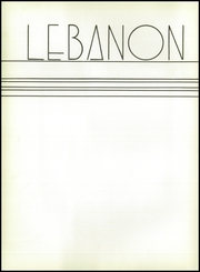 Page 8, 1941 Edition, Mount Lebanon High School - Lebanon Log Yearbook (Pittsburgh, PA) online yearbook collection