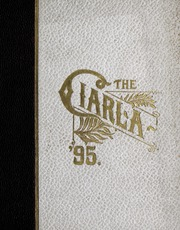 Muhlenberg College - Ciarla Yearbook (Allentown, PA) online yearbook collection, 1895 Edition, Cover