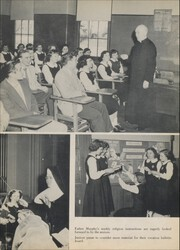 Page 11, 1953 Edition, St Matthews High School - Samascript Yearbook (Conshohocken, PA) online yearbook collection