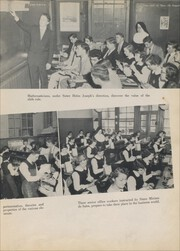 Page 15, 1953 Edition, St Matthews High School - Samascript Yearbook (Conshohocken, PA) online yearbook collection