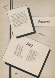 Page 6, 1953 Edition, St Matthews High School - Samascript Yearbook (Conshohocken, PA) online yearbook collection
