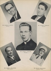 Page 8, 1953 Edition, St Matthews High School - Samascript Yearbook (Conshohocken, PA) online yearbook collection